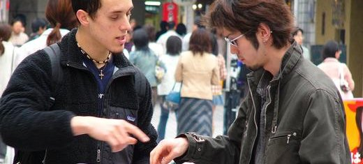 Sharing God's Word in Japan